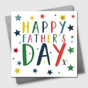 English Father's Day Cards