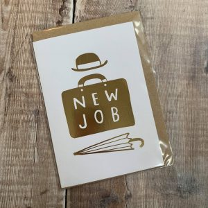 English New Job & Retirement