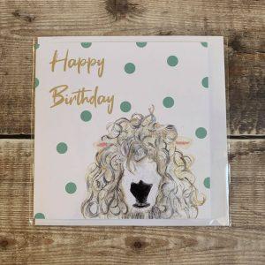 English General Birthday Cards