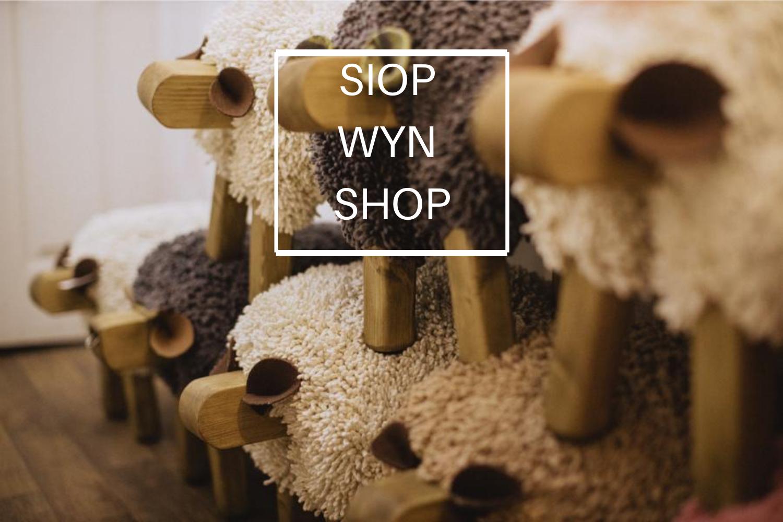 Link to Siop Wyn Shop