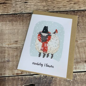 Welsh General Christmas Cards