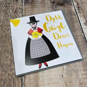 Dydd Gŵyl Dewi - St David's Day